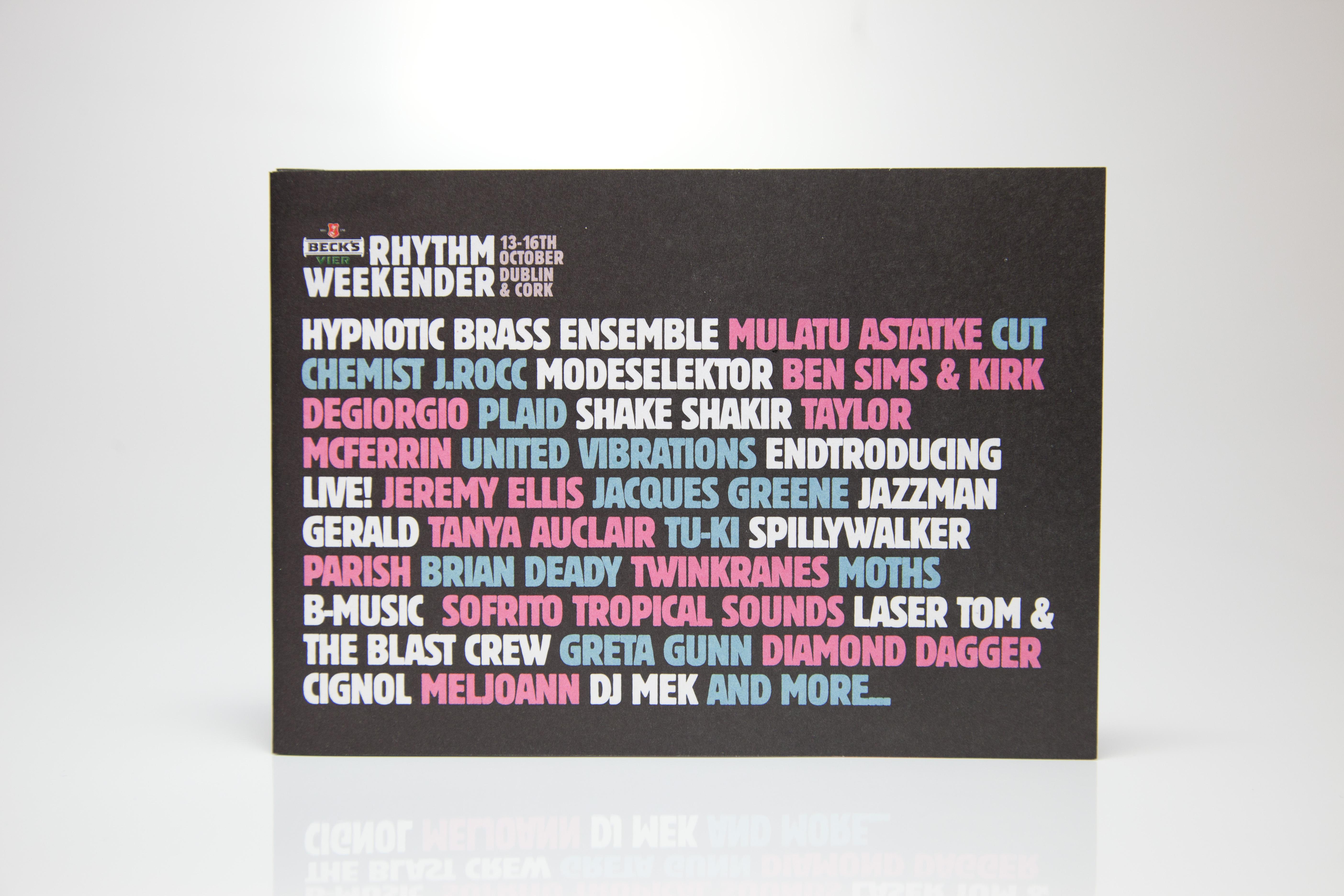 Ensemble Poster