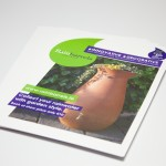 Clay pot booklet digital print